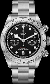 Montre Tudor Heritage Black Bay Chronographe