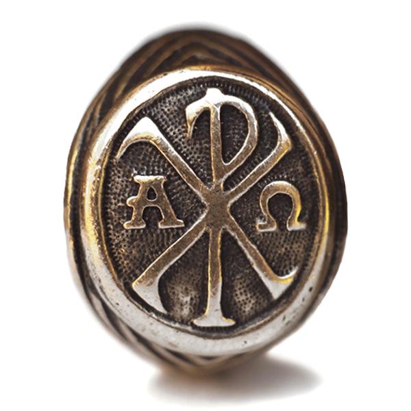 интернет магазин христианские символы купить кольцо христианское хризма