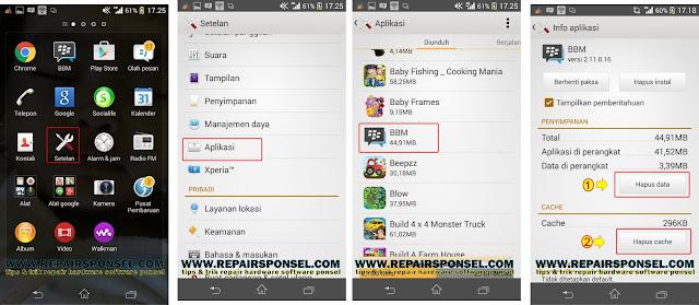 Mengatasi Aplikasi BBM Tidak Bisa Dibuka di Android