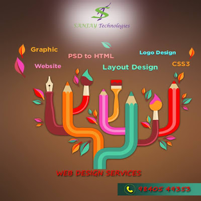 Sanjay Technologies - Graphich Design Service