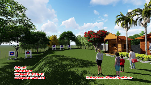 Tanah-Dijual-Murah-di-Bogor-Tanah-Kavling-Tasnim-Garden-Ciampea-Bogor-strategis