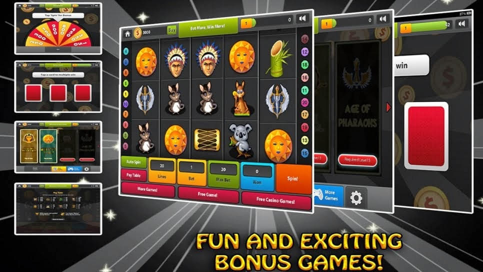 king slots free slots casino скачать fun