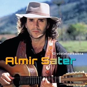 CD Almir Sater O Violeiro Canta 2016 - CD - Almir Sater - O Violeiro Canta - Lançamento 2016