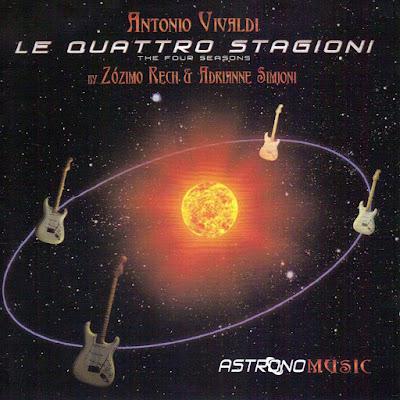 Astronomusic - Le Quattro Stagioni
