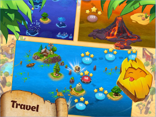 Game Totem Rush: match 3 game App