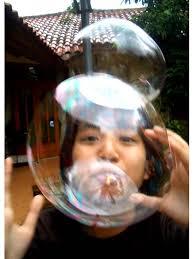 Balon Tiup Sedotan Mainan Anak Sewaktu Jaman SD Dulu