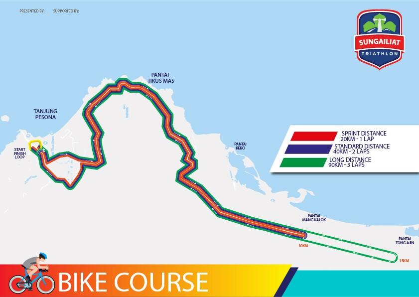 Sungailiat Triathlon Bike • 2019