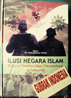 Resensi buku Ilusi Negara Islam