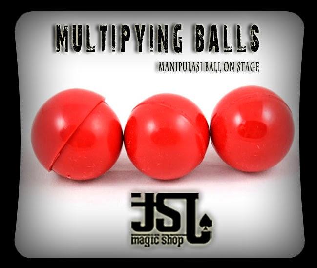 TOKO SULAP JOGJA MULTIPLYING BALL