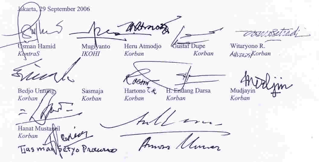 How To Read Name Signatures