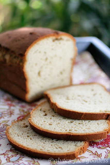 Gluten-free bread machine tips