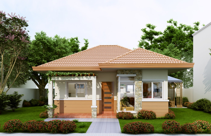 Exceptional Small House Design Images Part - 5: HOUSE PLAN DETAILS