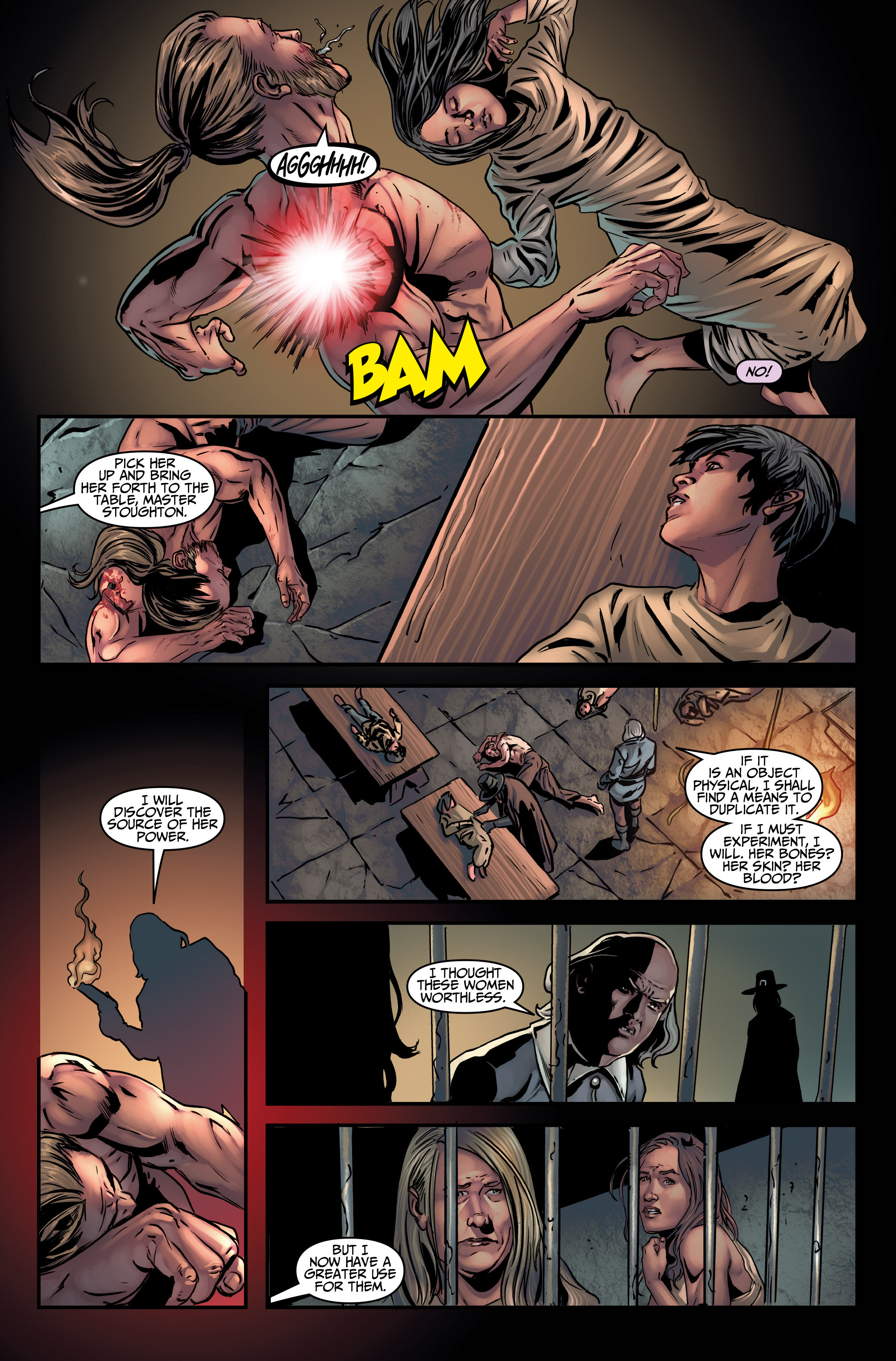 Read online Assassin's Creed (2015) comic -  Issue #4 - 16