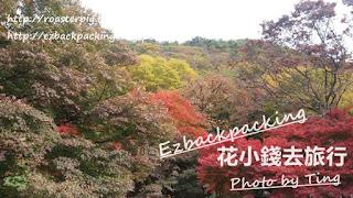 2018內藏山紅葉