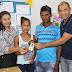 """Pintadas - Programa """"MEU PRIMEIRO RG"""" realiza entrega de documentos na Escola Profª Zilda Dias da Silva"""