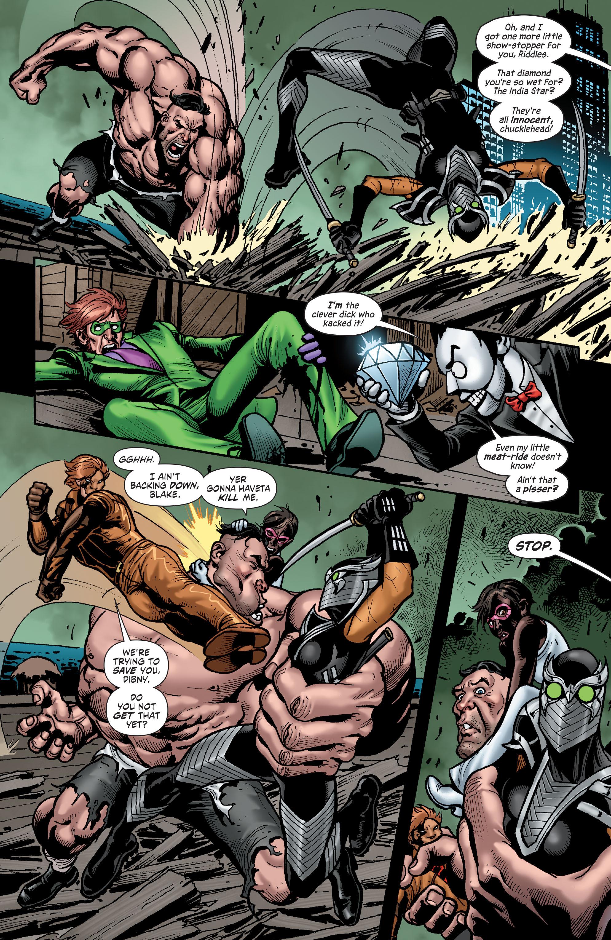 Read online Secret Six (2015) comic -  Issue #6 - 18