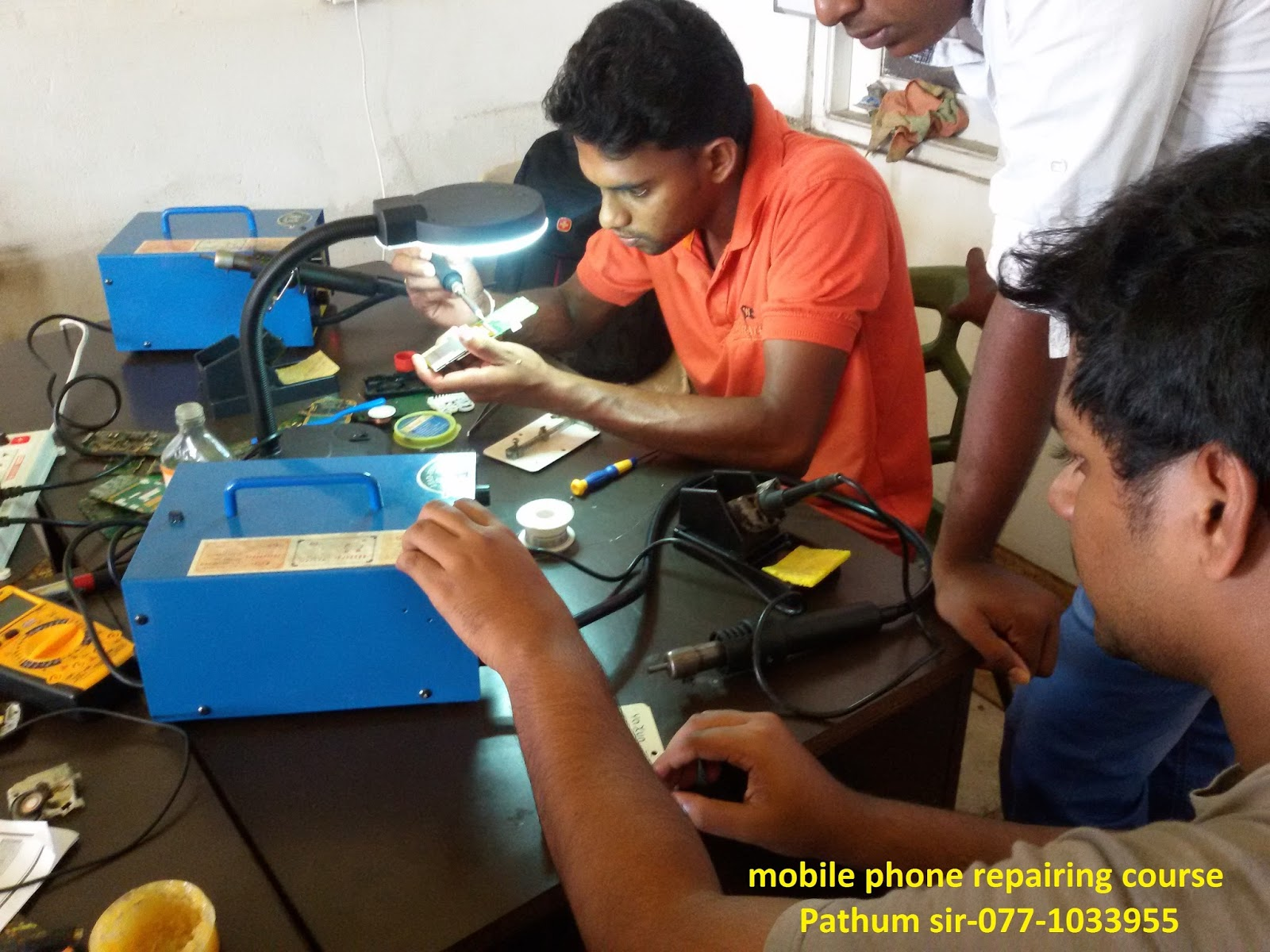 mobile phone coursework Prizm institute conducts online cell phone repair training course for people who can't attend any cellular school learn how to fix apple iphones and other smartphones.