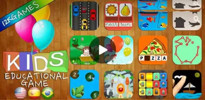 5 Game Edukasi Anak Terbaik Di Android Cocok Untuk Usia 2 Hingga 5