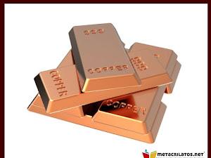 El cobre: Elemento base para barras, tubos, láminas y aleaciones