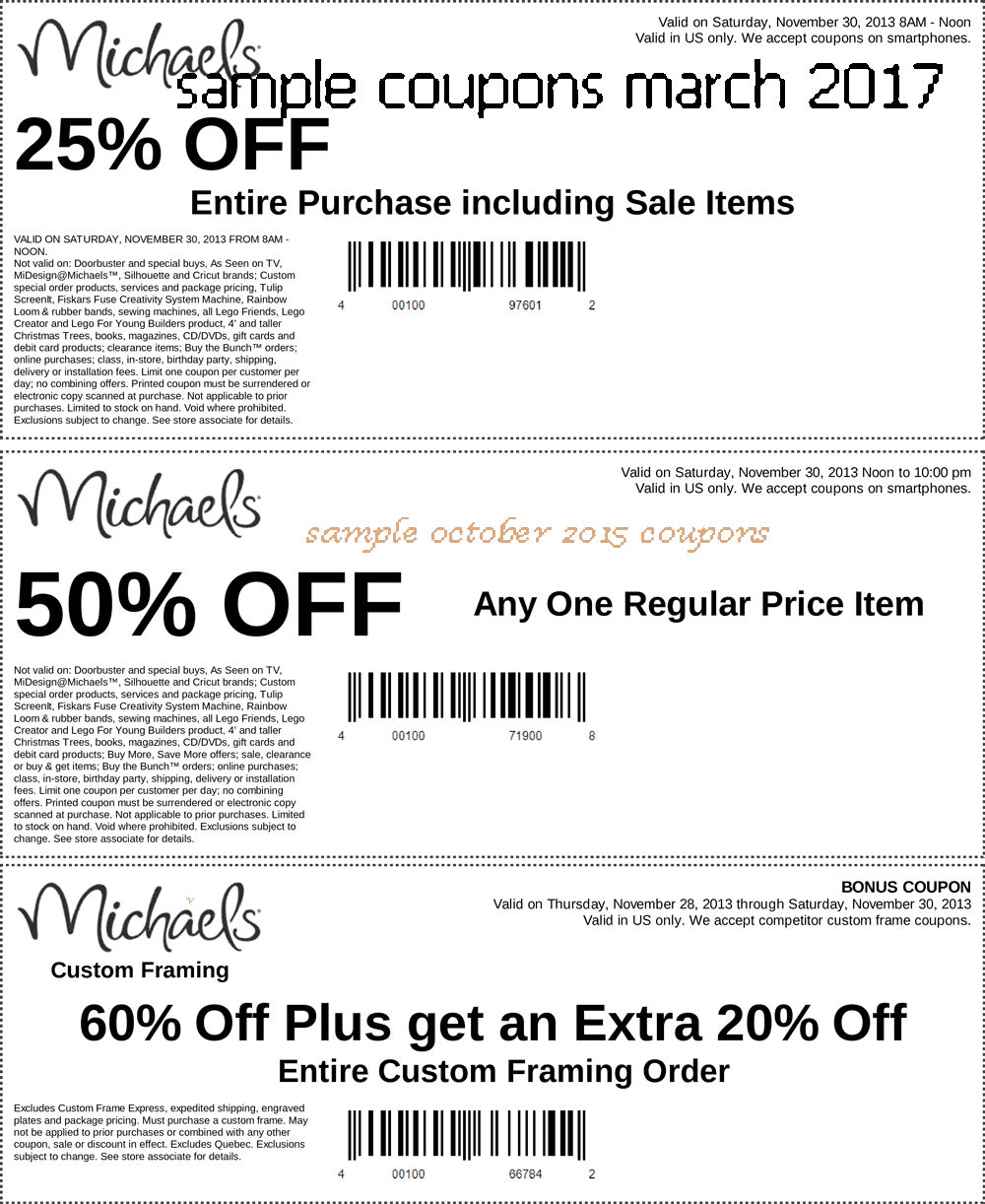 Gfs coupons 2018