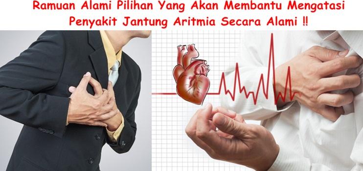 Pengobatan Tradisional Jantung Aritmia