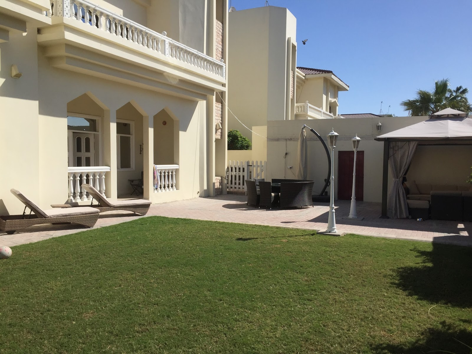 Qatar is calling garden furniture additions getting for Garden shed qatar