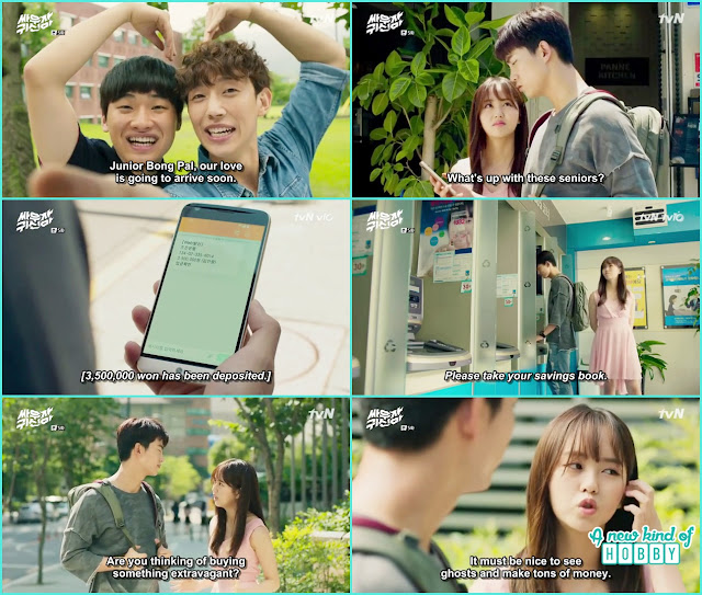 Let's fight Ghost Episode 5 Review - Korean Drama 2016
