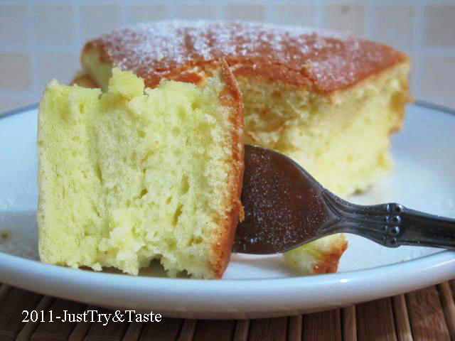Resep Sponge Cake Jepang: Resep Cotton Japanese Cheesecake: Lembut Dan Super Yummy