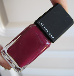 illamasqua Vice nail Varnish