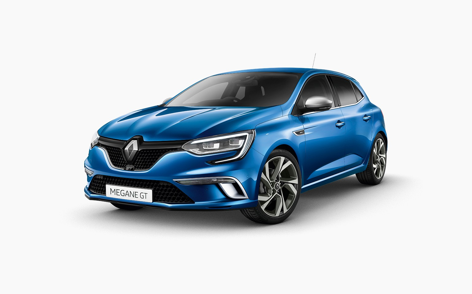 Motoring Malaysia The All New Renault Megane Gt To Be Displayed At