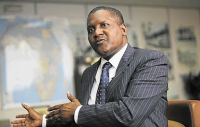 Nigerains Are Suffering, Poverty Is The Reason Behind Kidnapping -Aliko Dangote Says