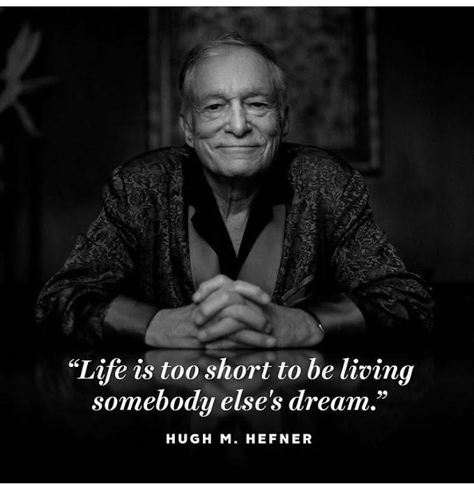 'Playboy' Founder Hugh Hefner dies at 91
