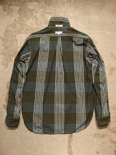 "Engineered Garments ""19th Century BD Shirt - Cotton Plaid"""
