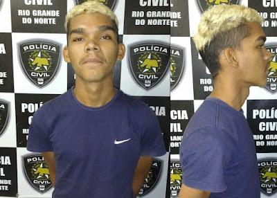 Jovem arranca tornozeleira eletrônica e coloca em Jumento na cidade de Itajá/RN