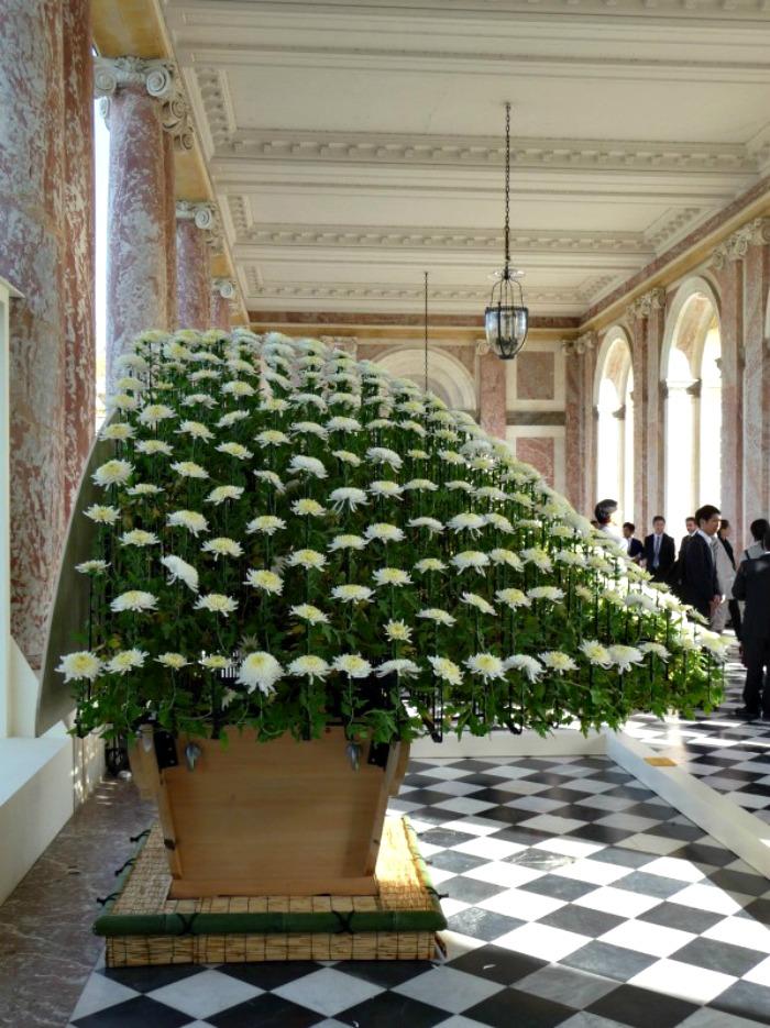 Ozukuri en Versalles