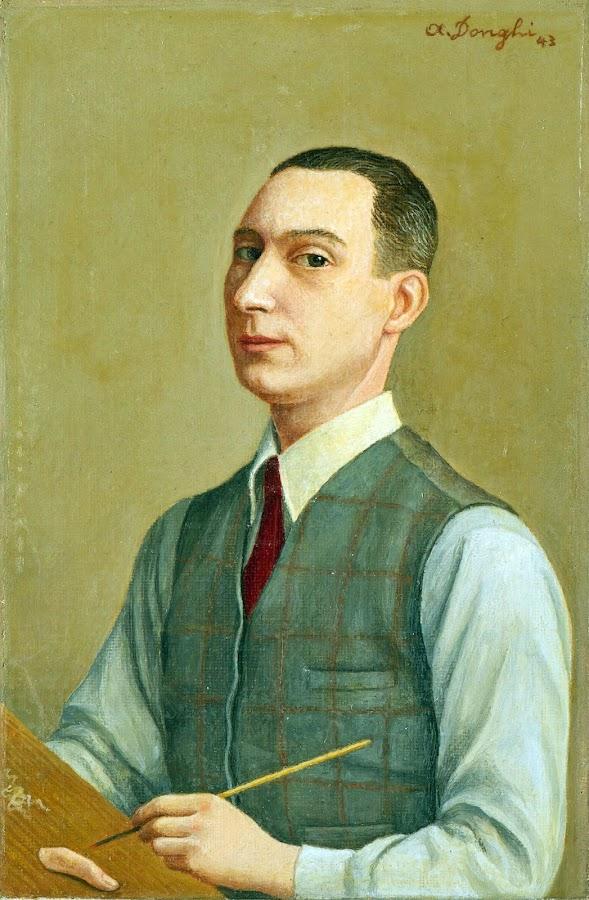 Antonio Donghi, (Italian, 1897- )