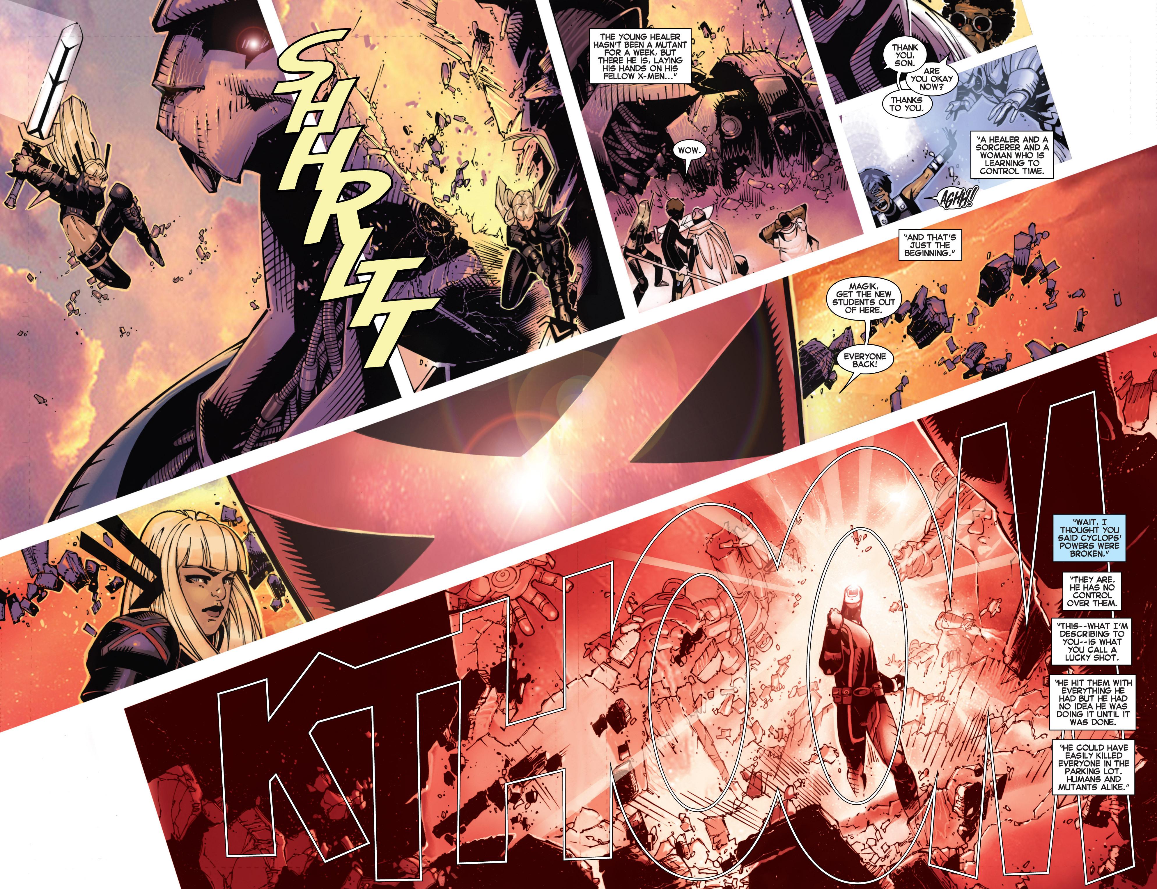 Read online Uncanny X-Men (2013) comic -  Issue # _TPB 1 - Revolution - 18