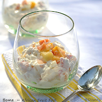 Boma African Fruit Fool Recipe