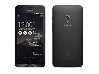 Spesifikasi Asus Zenfone 5 A500CG, Tawarkan Engine Mantap