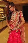 Aswhini latest sizzling half saree pics-thumbnail-12