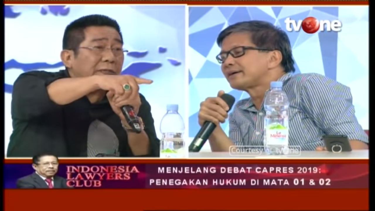 Tim Jokowi Salahkan Rocky Gerung Soal HAM, Ternyata...