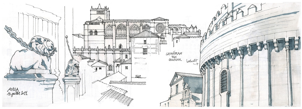 02-Avila-Gérard-Michel-Urban-Architectural-Drawings-from-your-Teacher-www-designstack-co