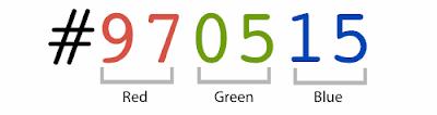 Cấu trúc mã màu hệ thập lục phân - 970515