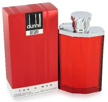 DUNHILL DESIRE FOR RED 100 ML