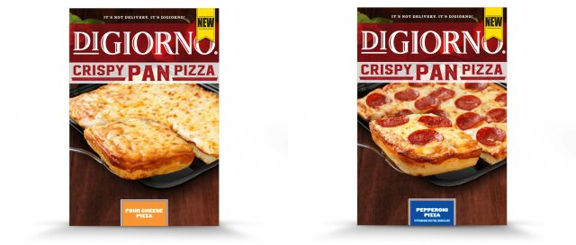 DiGiorno Trots Out New Frozen Detroit-Style Deep Dish ...