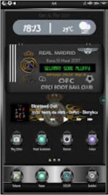 Kumpulan Tema Oppo Terbaik Semua Tipe - Sepak Bola Madrid