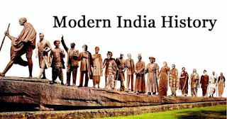 HISTORY NOTE:- HISTORY OF MODERN INDIA NOTE