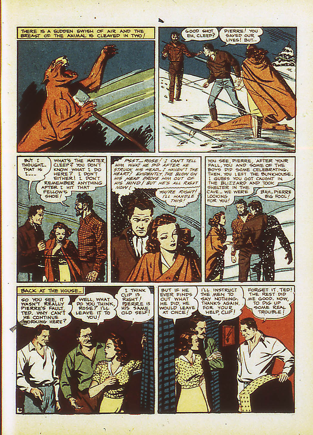 Read online Action Comics (1938) comic -  Issue #34 - 54