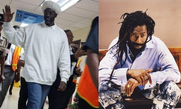 Buju Apokelewa Kifalme Jamaica Baada ya Kumaliza Kifungo Marekani