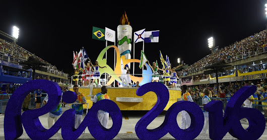 Olympics 2016 Ceremony(Olympic sports) - FlipFlipy